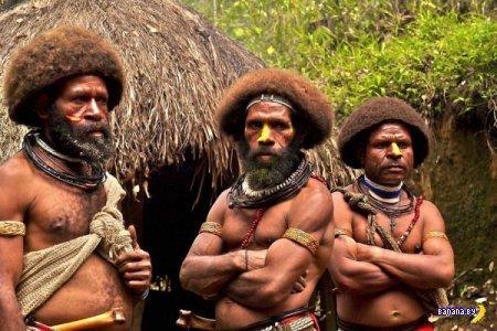 Австралия  решила высылать нелегальных мигрантов к папуасам