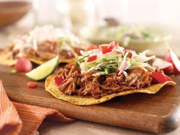 Лучшие блюда мексиканской уличной кухни