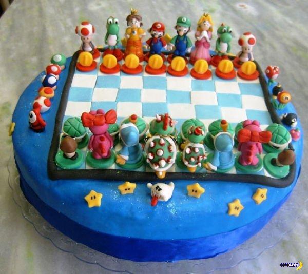 Симпатичные торты