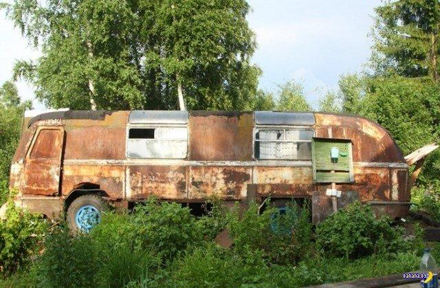 Раритетный ЛАЗ-695