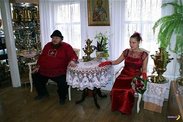 Свадьба богатыря