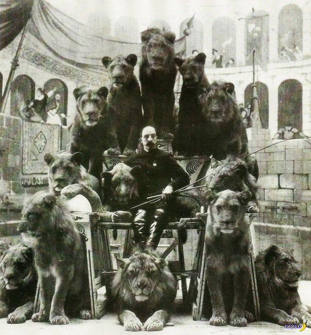 23 интересные исторические фотографии