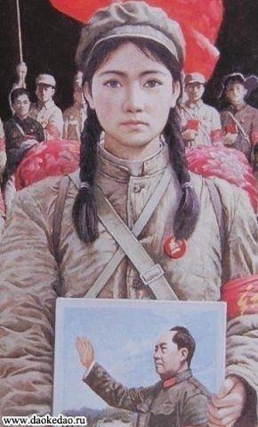 Девушки китайского соцреализма