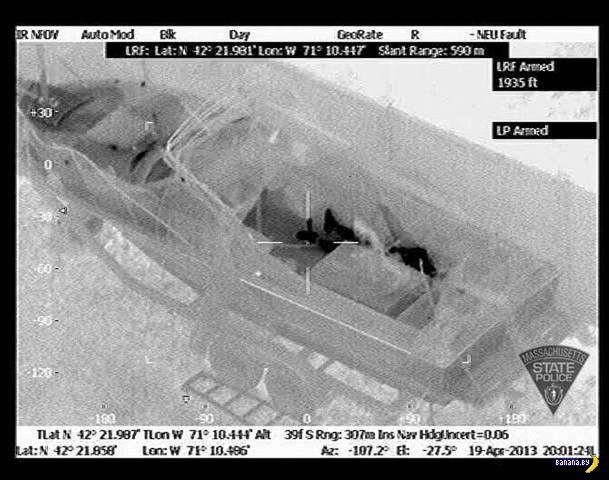 Жесть - как работают келлеры ФБР в США