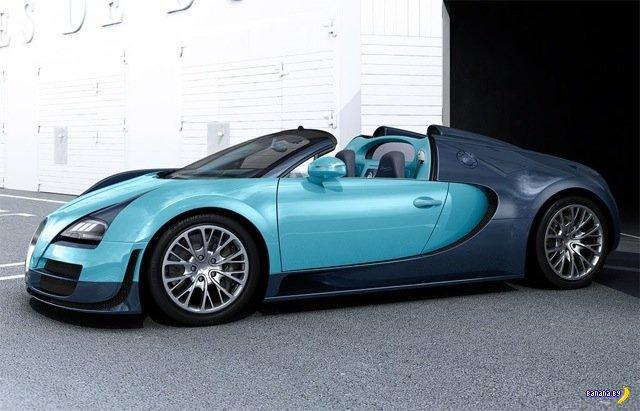 Bugatti Veyron Vitesse Jean Pierre Wimille