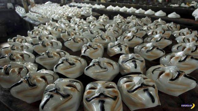 Как делают самые революционные маски