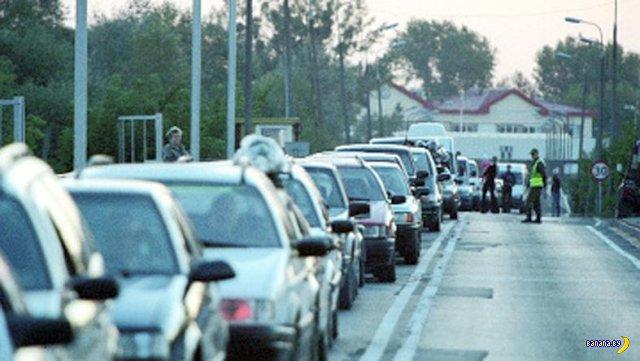 9 июля литовские паграничники начнут забастовку
