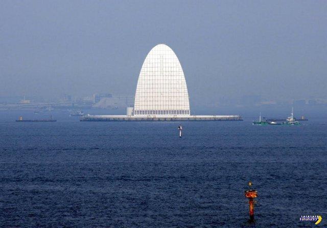 Башня Ветра в Токио