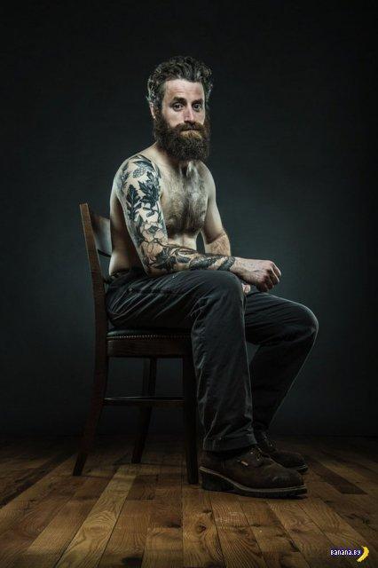 Бороды и мужчины