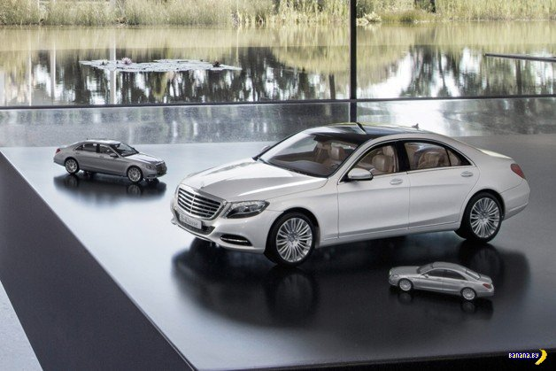 Серьезный подход Mercedes
