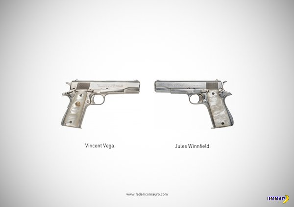 Знаменитые пушки, знаменитые фильмы