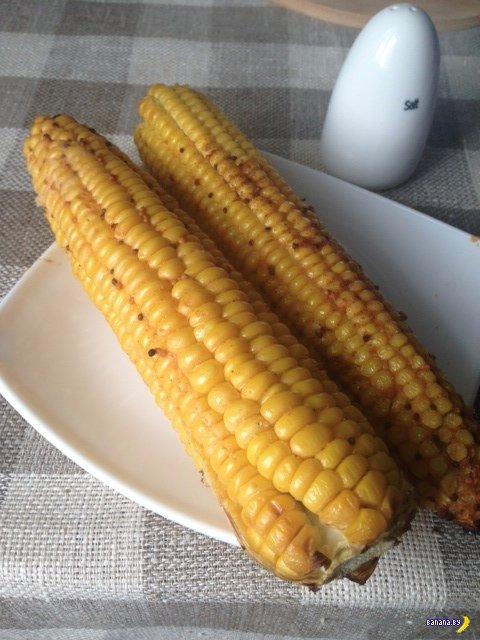 Острая кукуруза к пиву