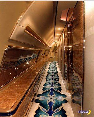 Летающий дворец султана Брунея