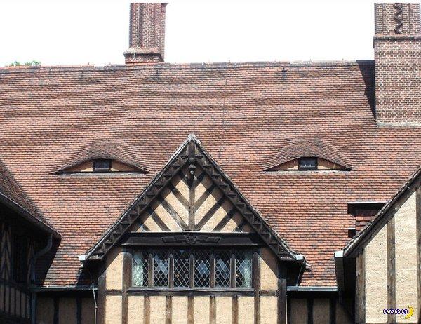 Дома, которые тебя в чем-то подозревают