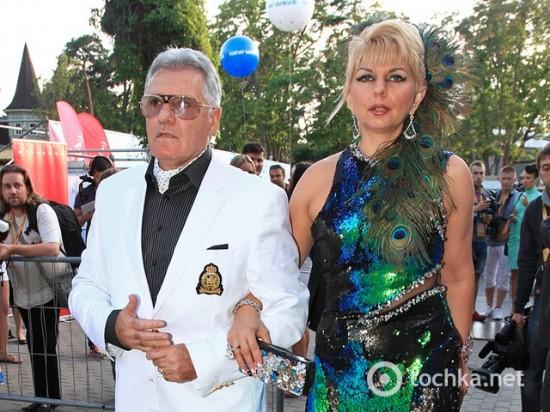 На что похожи звезды на фестивале Новая Волна 2013