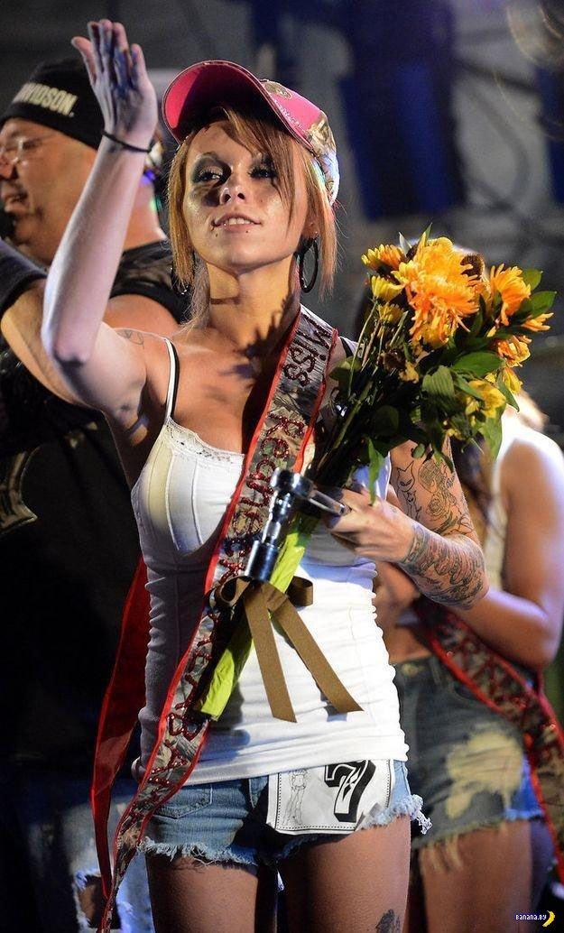 Селухи с конкурса Мисс Реднек Алабама 2013