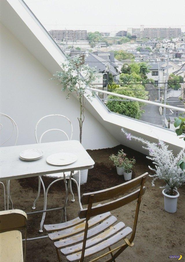 Дом с садом из Японии
