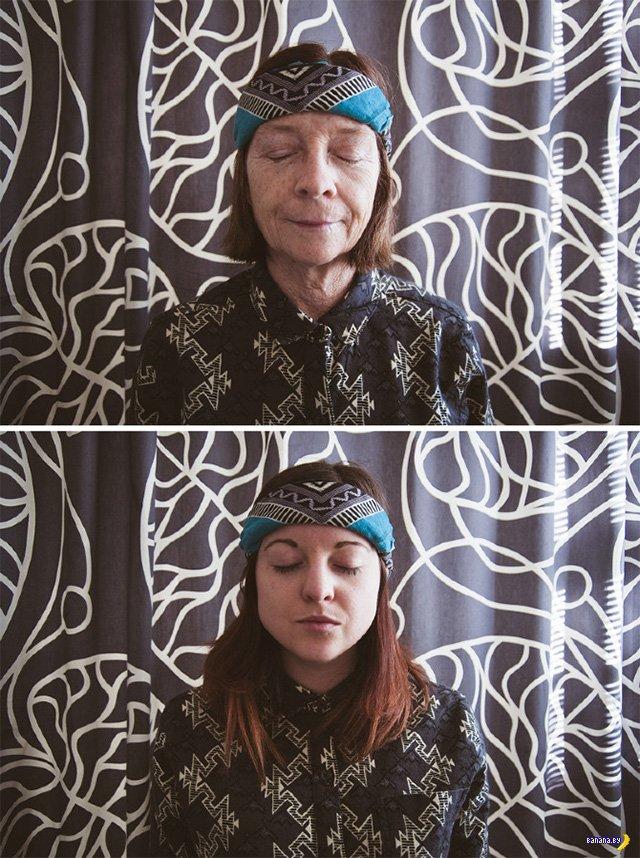 Дочки-матери на фото