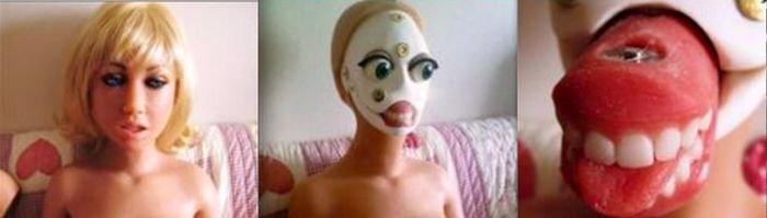 Куклы порождают страх