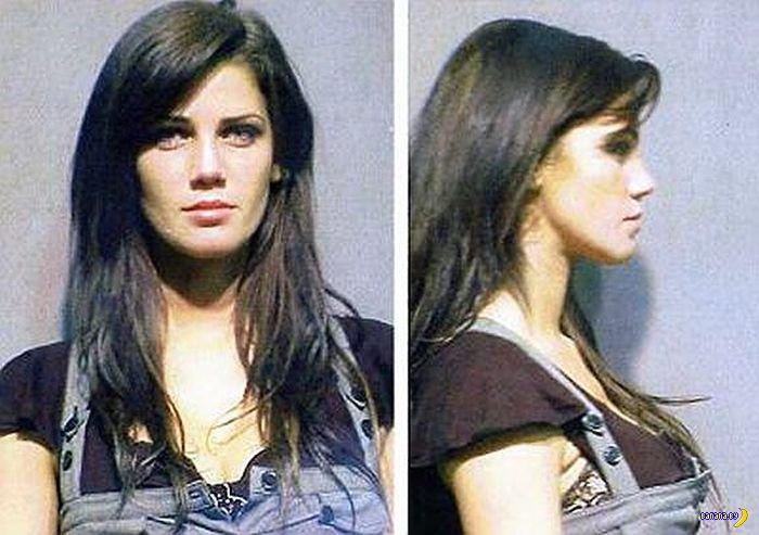 Преступности красивое лицо
