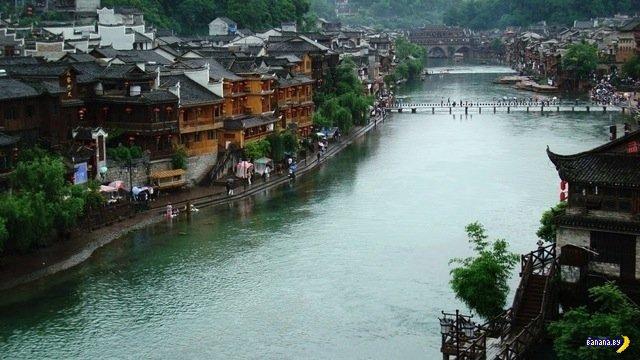 Китайский город, который застрял во времени