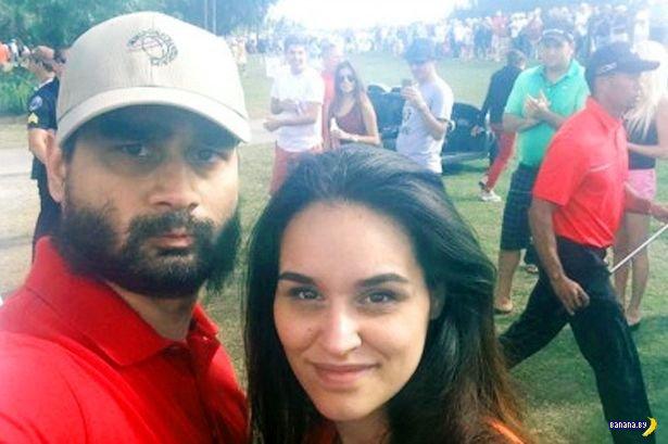 Повесил фото убитой жены в Facebook