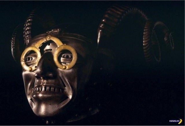 Боевые шлемы прошлых эпох