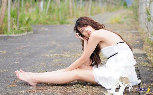 Made in Asia - красивые девушки!