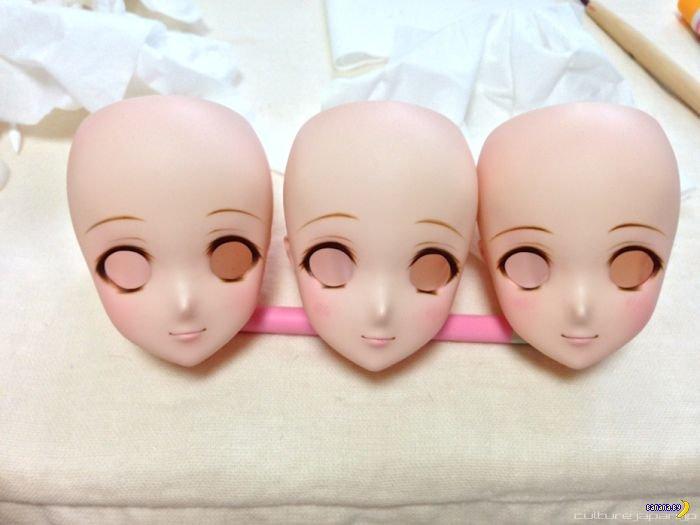 Аниме-куклы своими руками