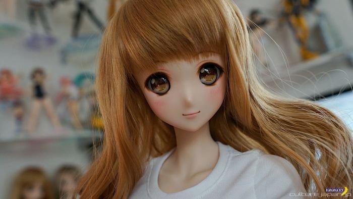 Аниме-куклы <strong>как сделать кукол аниме</strong> своими руками