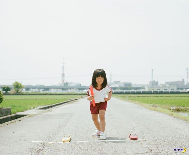 Как надо фотографировать детей