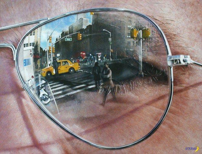 Ультрареализм от Саймона Хеннесси