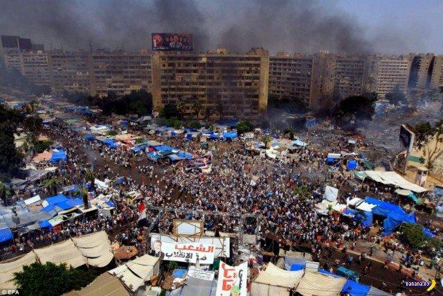 А тем временем в Египте