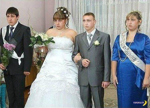 Свадьба - это радостное событие! (20 фото)