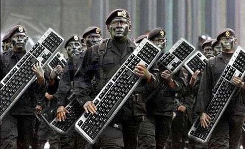 В беларусской армии появятся кибервойска