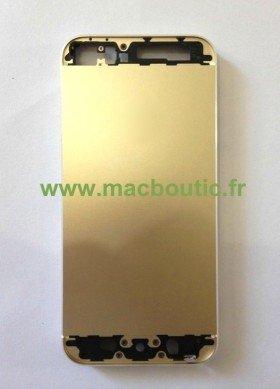 Скоро золотой iPhone 5S?