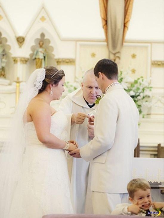 Свадебные кошмары - 4 - Фотобомбы