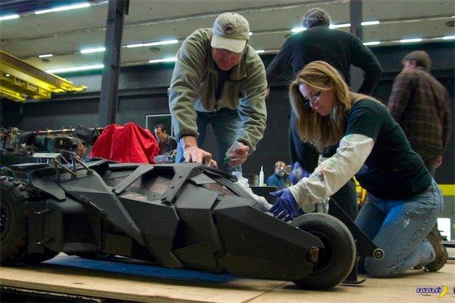 Игрушки, машинки, Бэтмен
