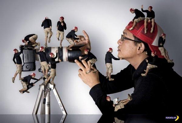 Работы лучших мастеров фотоманипуляций