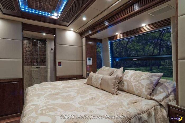 Дом-автобус Oasis