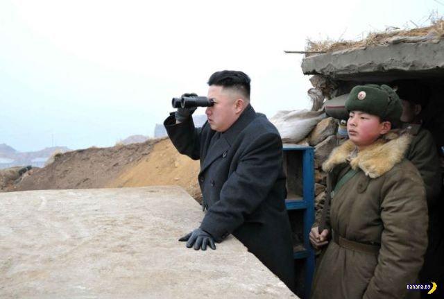 Рабочие будни лидера Северной Кореи