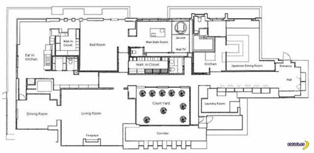 Самая дорогая квартира-однушка в мире