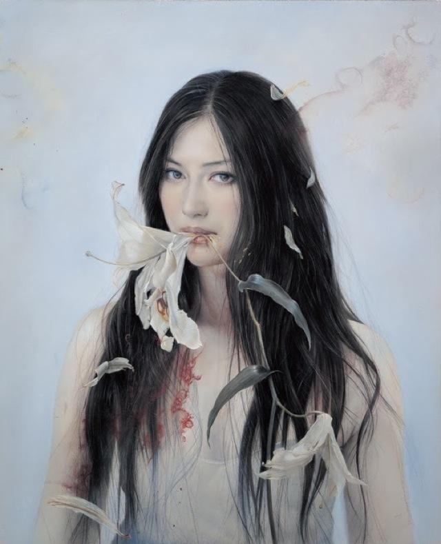 Современная японская живопись
