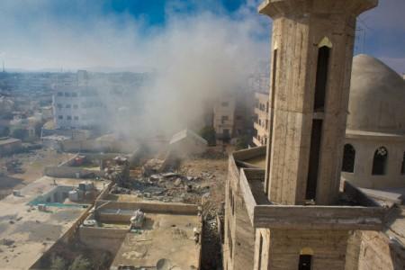 Почему «ВДРУГ» обострилась обстановка в Сирии