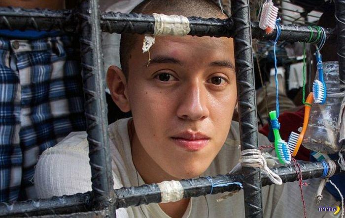 Тюрьма в Сальвадоре