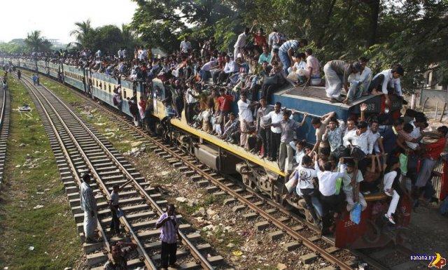 Зацеперы из Бангладеш