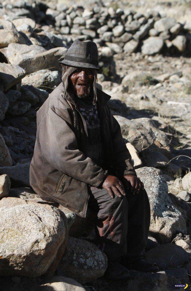 Самый старый человек на планете?