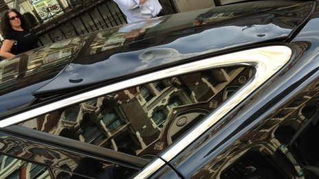 Лондонский небоскреб расплавил Jaguar