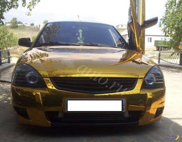 Машина для арабского шейха