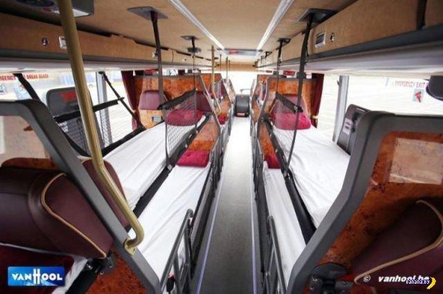Приличный автобус для дальних поездок